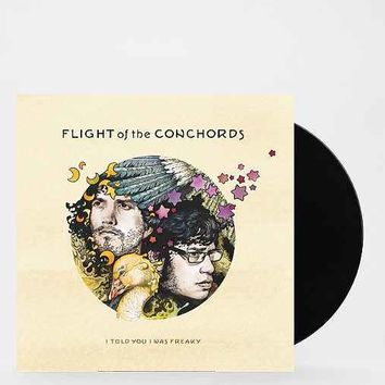 Flight Of The Concords - I Told You I Was Freaky LP