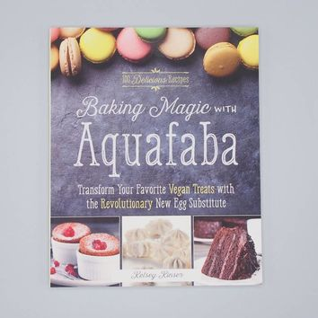 Baking Magic with Aquafaba by Kelsey Kinser - The Herbivore Clothing Co.