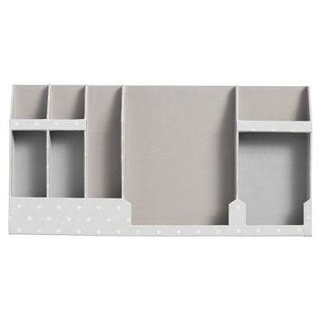 No Nails Fabric Wall Organizer, Dottie