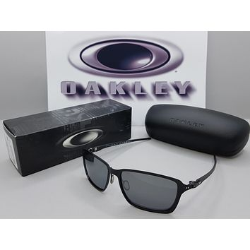 Oakley Tincan Carbon Polarized OO6017-02 Sunglasses