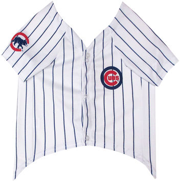 Chicago Cubs Dog Hoody