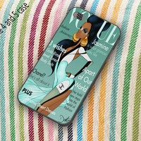 Jasmine Vogue Cover for iPhone 4/4S/5 and Samsung Galaxy S3 S4