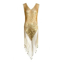 Paco Rabanne Mod Fringe Dress
