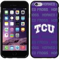 Coveroo, Inc. TCU Horned Frogs Repeating iPhone 6 Switchback Snap-On Case 786-7777-BK-FBC (Tcu Team)