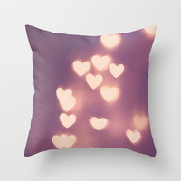 Your Love is Electrifying Throw Pillow by Beth - Paper Angels Photography