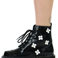 FLOWER 7 EYE BOOT