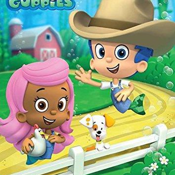 On the Farm Bubble Guppies ACT CLR CS