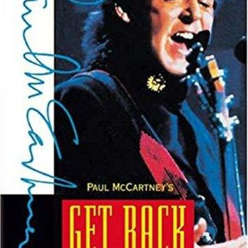 Linda McCartney & Robbie McIntosh & Richard Lester Paul McCartney's Get Back World Tour