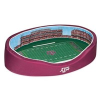 Texas A&M University Stadium Pet Bed