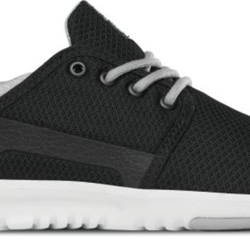 etnies Scout Women's Coco Ho, Black/Grey/White / Shop / etnies - Action Sports Footwear and Apparel