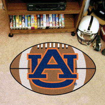 "NCAA - Auburn Football Rug 22""x35"""