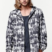 Tavik Anglin Windbreaker Jacket - Mens Jacket - Putty