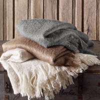 UGG® Luxe Mohair Throw for Home | Free shipping at UGGAustralia.com