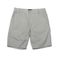 Diamond Forever Chino Short in Grey - SHORTS - BOTTOMS