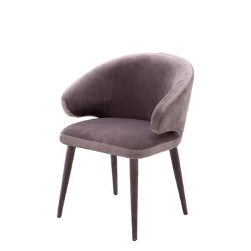 Purple Dining Chair | Eichholtz Cardinale