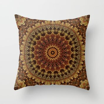 Harmony No. 63 Throw Pillow by Lyle Hatch | Society6