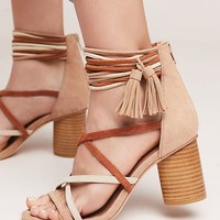 Jeffrey Campbell Despina Heeled Sandals