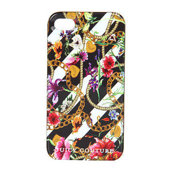 Juicy Couture Royal Iconic Phone Case