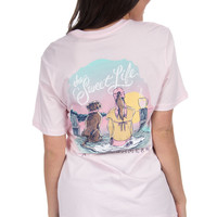 The Sweet Life - Dock of the Bay - Short Sleeve – Lauren James Co.