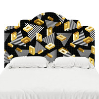 Nudar Headboard Decal
