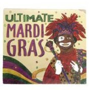 Ultimate Mardi Gras CD