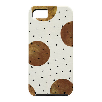 Georgiana Paraschiv Mixed Dots Cell Phone Case