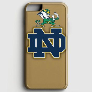 Rare Notre Dame Fighting Irish iPhone 6 Plus/6S Plus Case