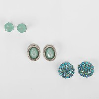 BKE Glitz Earring Set - Women's Accessories | Buckle