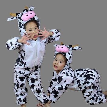 Cow Halloween Costume - 2 styles