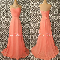Simple Timeless Glamour Prom Dress/Bridesmaid Dress
