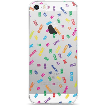 Wordy iPhone case