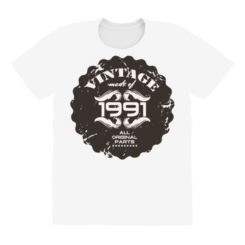vintage made of 1991 all original parts All Over Women's T-shirt