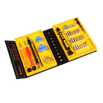 Kaisi 38 in 1 Precision Screwdrivers Kit Opening Repair Phone Tools Set for iPhone 4 / 4s / 5 iPad Samsung
