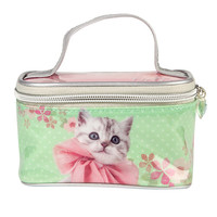 Studio Pets Bella the Cat Train Case