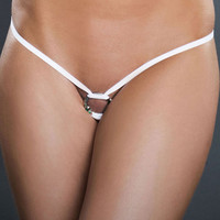 Green Eyes Micro G-String