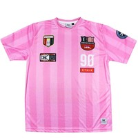 Ethik Clothing Co. - United Soccer Jersey - Light Pink