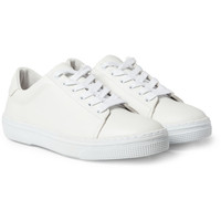 A.P.C. - Leather Low Top Sneakers | MR PORTER
