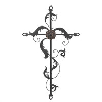 Baroque Wall Cross