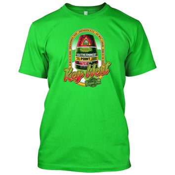 SOUTHERN MOST POINT KEY WEST T-SHIRT