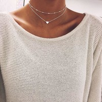 Love Me Necklace