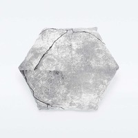 Marble Hexagon Cushion - Urban Outfitters