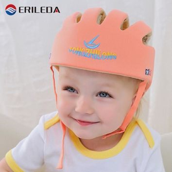 Baby Hat Toddler Protective Cap Drop Resistance Safety Helmet For Babies Baby Protective Helmet Baby Safety Products