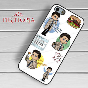 Supernatural Cute Collage -3 for iPhone 6S case, iPhone 5s case, iPhone 6 case, iPhone 4S, Samsung S6 Edge