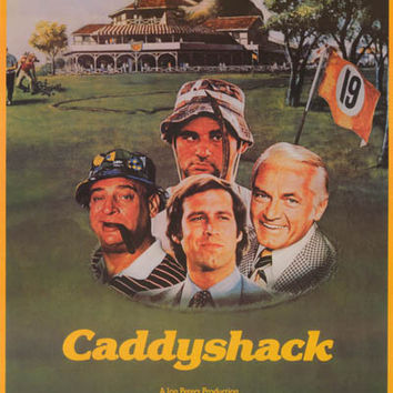 Caddyshack Movie Poster 24x36