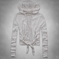Mary Hooded Sweater