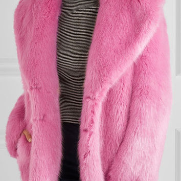 J.Crew - Madison faux fur coat