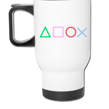 Gamersss - Travel Mug