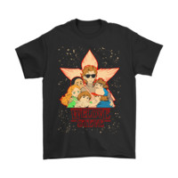 VONECT2 We Love Steve Stranger Things Cartoon Style Shirts