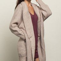 Happy Trails Bohemian Sweater Cardigan