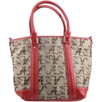 Alabama Crimson Tide Ladies Signature Tote